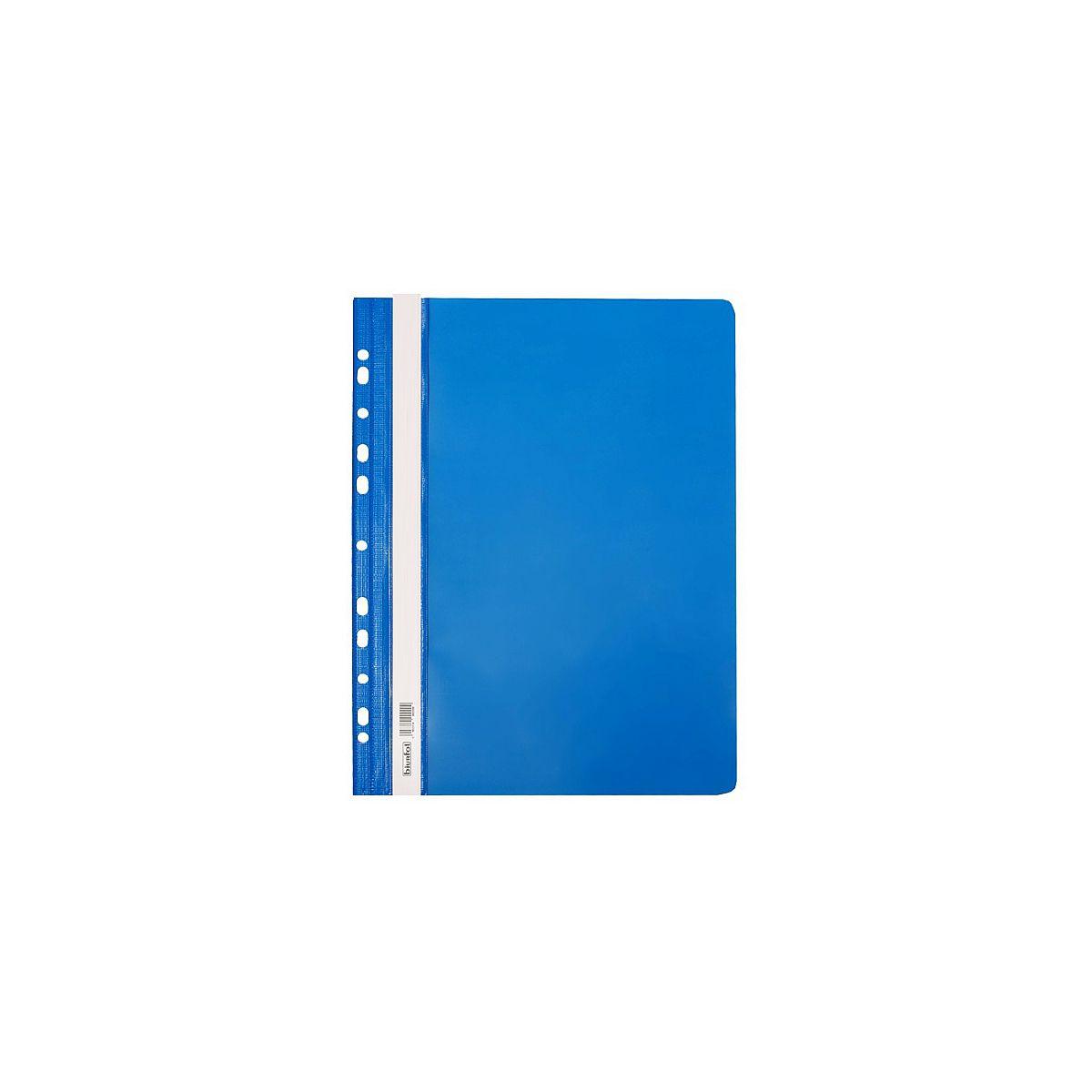 Skoroszyt Biurfol przetargowy A4 – niebieski (ST-0203)